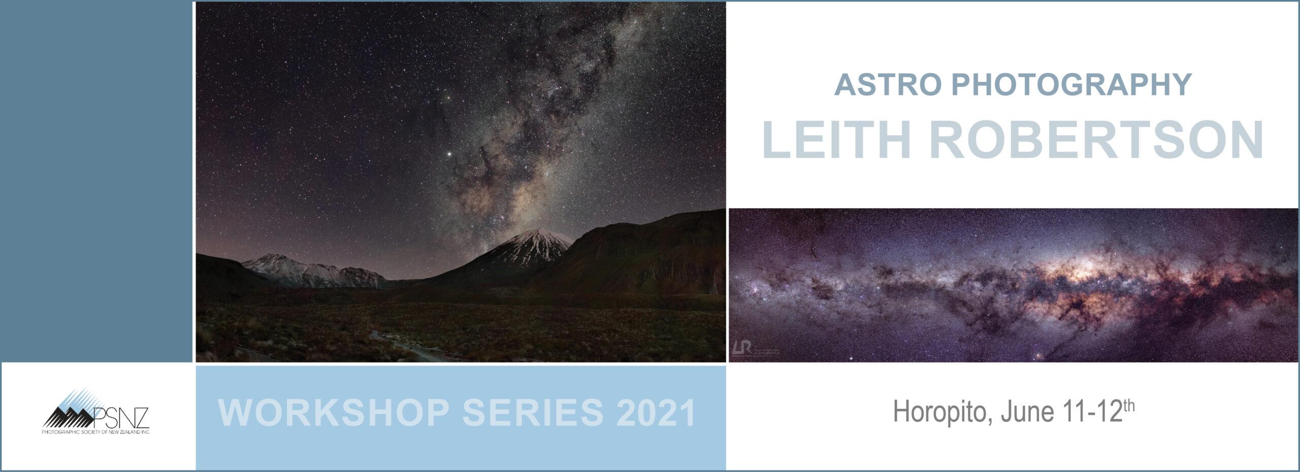 2021 Leith Robertson